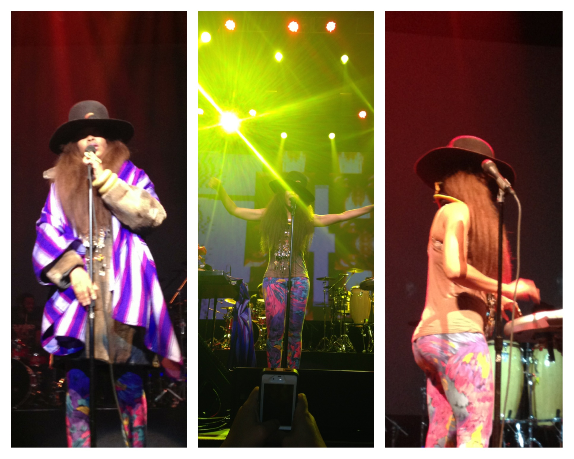 Pin erykah badus allah body art derails malaysia concert for Erykah badu real tattoos